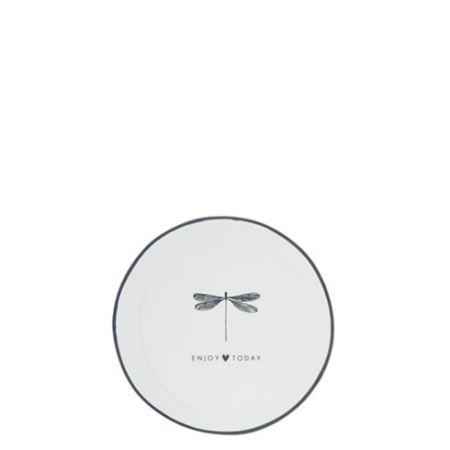 Teatip 9cm White/Dragonfly Enjoy today