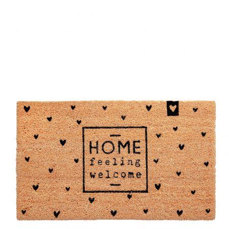 Doormat 45x75 cm Home