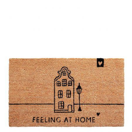 Doormat 45x75 cm Feeling at Home