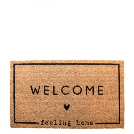 Doormat 45x75 cm Feeling Home (recommended for indoors)