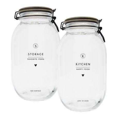 Storage Ass (2x3)Kitchen & Storage Dia 14x 26.5cm