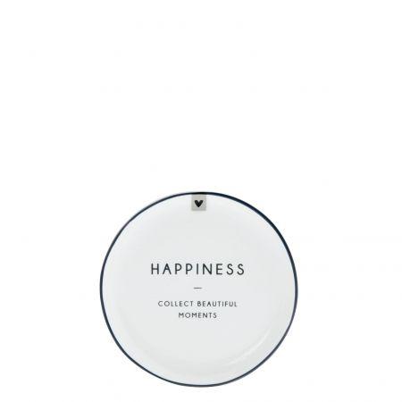 Teatip 9cm White/Happiness