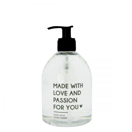 Hand Soap Cedar Wood 500 ml