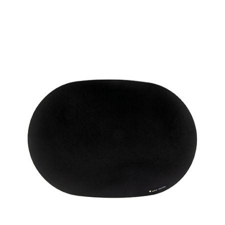 Placemat 1 design Black 45 x 31,5 cm